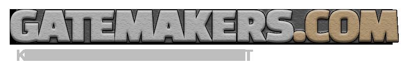 GATEMAKERS.COM Logo